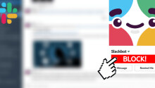 Should Slack introduce a block button to mute harassers?