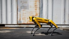 Boston Dynamics makes 4-legged robot 'Spot' available for lease to developers