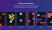 Giphy debuts Arcade, a platform for making and playing 'microgames'