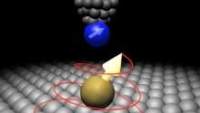 IBM quantum physics researchers make atoms dance on a needle's point