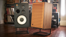 JBL L100 Classic Review: An iconic '70s speaker revived as a modern standout