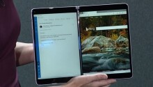 Microsoft teases Windows 10X, optimized for dual screens