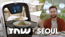 Video: Explore Seoul's cool startup kitchens — plus a robot restaurant!