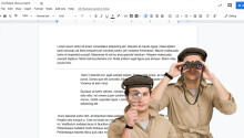 Here's how you make your Google Docs secure