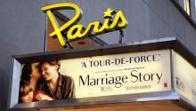 Netflix reopens the historic Paris Theatre to screen its original movies