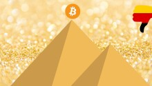 'Gold-backed' crypto firm ordered to cease operations amid pyramid scheme claims
