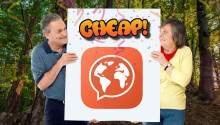 CHEAP: Si! Ja! Da! Here's 95% off a lifetime membership to language-learning app Mondly