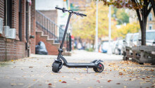Review: The WideWheel electric scooter is a blast and has power to spare