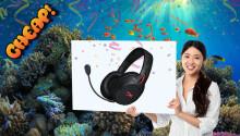 CHEAP: Game your ass off with 43% off HyperX Flight wireless headset
