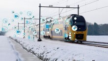 Dutch Railways is using big data to keep trains moving — here's how