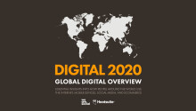 Digital trends 2020: Every single stat you need to know about the internet
