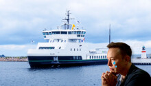 Say hello to Ellen, the electric ferry with 57 times the battery capacity of a Tesla