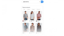 Google is making it easier to browse for clothes directly in Search