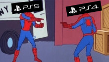 The new PS5 logo is what it looks like when a company gives up