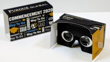 Purdue offers online students a VR graduation ceremony