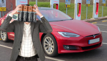 Tesla's Long Range Model S gets a boost to run 390 miles between charges