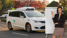 What's it like being a passenger in a self-driving taxi? Featured Image