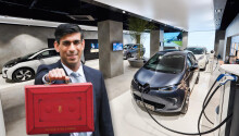 Report: UK rips out EV subsidy for cars over £35,000