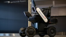 British Airways is testing self-driving wheelchairs at JFK and Heathrow