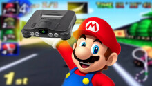 Check out this Super Mario 64 PC port before Nintendo's lawyers pounce