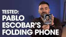 Video: The Pablo Escobar Fold 2 is just a… Samsung Galaxy Fold?