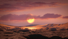 Why the distance of exoplanet Kepler-1649c from its sun can be threatening