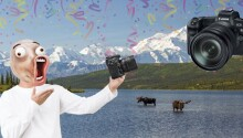 Daily Distraction: Become a shutterbug from the comfort your couch