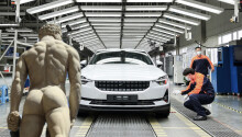 Want to turn on the new Polestar 2? Use your butt cheeks