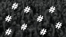 Research: political hashtags make online news discussions more extreme