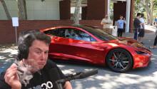 Elon Musk: Tesla will prioritize Cybertruck over Roadster