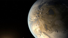 Astronomers found an Earth-like exoplanet orbiting the solar system's nearest star