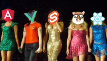 Here's what JavaScript frameworks have in common with the Spice Girls Featured Image