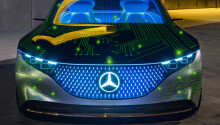 Mercedes-Benz and Nvidia team up to develop next-gen autonomous car computers