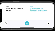 Apple introduces Translate and a smarter Siri