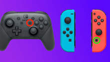 How to turn on the Nintendo Switch with Joy-Cons or a Pro Controller