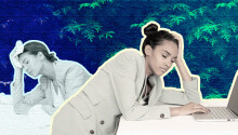 Hey snoozy Susan, here's how to stop falling asleep at work