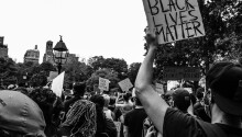 If I go to a protest, what kind of personal information might police collect about me?