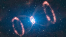 Ultraviolet light gives astronomers new clues on mysterious stellar eruptions