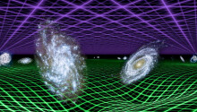 This new cosmological map shines some light on dark energy