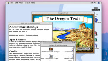This app lets you experience Mac OS like it was the 90s all over again