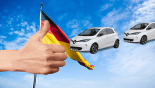 Germans can get a Renault Zoe for free, thanks to beefy EV subsidies