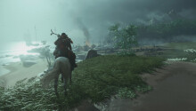 The Ghost of Tsushima co-op mode looks awesome — and it's free