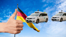 Germany developing legislation to be first to commercialize Level 4 autonomous vehicles