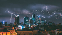 Thunderstorms are difficult to predict — and heatwaves make it even harder