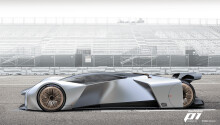 This is the 'ultimate virtual racing car,' according to Ford designers and gamers