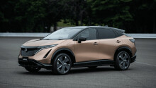 The important bits about Nissan's 300-mile Ariya, its first EV in 10 years