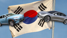 Can you guess South Korea's two most popular EVs this year?