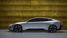 Polestar is actually going to make the Precept, its eco-conscious concept car
