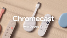 The new $50 Chromecast with 'Google TV' and a remote is now official