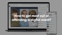 How to get the most out of attending a digital event